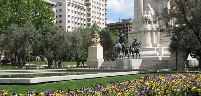Presentación Concurso Ideas Remodelación de la Plaza de España