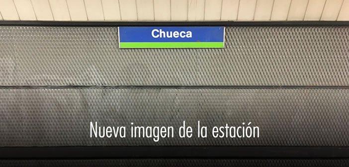 Concurso nueva imagen de la Estación de Metro Chueca