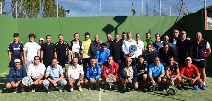 Campeonato de Pádel 2016