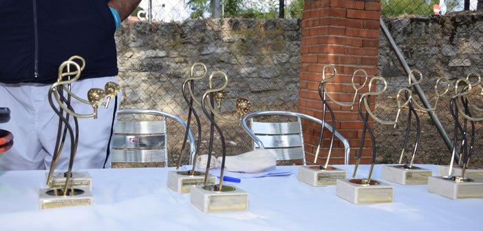Entrega de Trofeos de Tenis – Pádel 2016