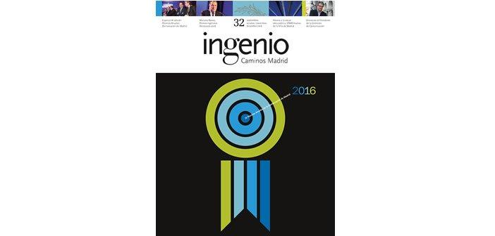 Nueva Revista Ingenio Caminos Madrid nº 32