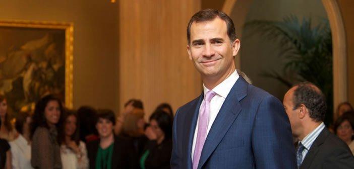 El Rey ha aceptado la presidencia del Comité de Honor de la IV Semana de la Ingeniería de Caminos en  Madrid