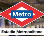 Un metro gigante para el Atlético
