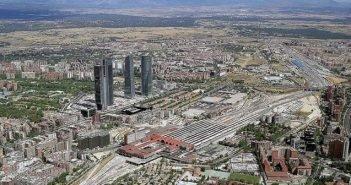 La nueva estación de Chamartín, epicentro del futuro distrito financiero de Madrid