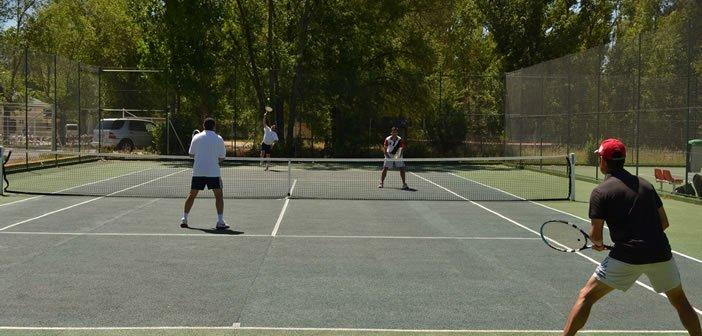 Campeonato de Tenis Pádel 2018