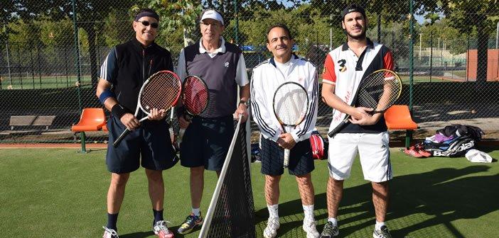 Campeonato de Tenis 2016