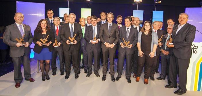 Galería de los Premios Demarcación de Madrid 2016