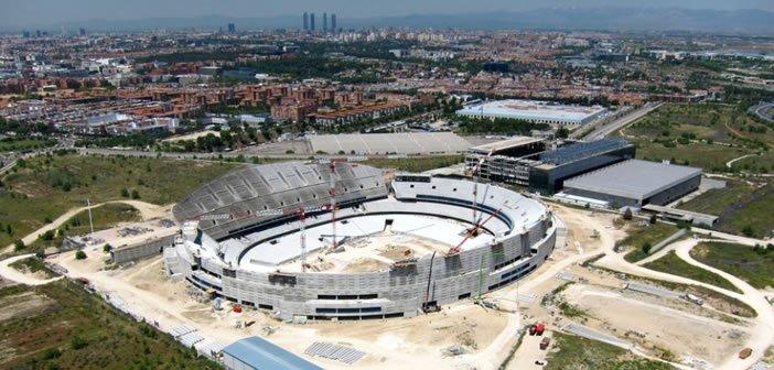 Visita al Estadio Wanda Metropolitano
