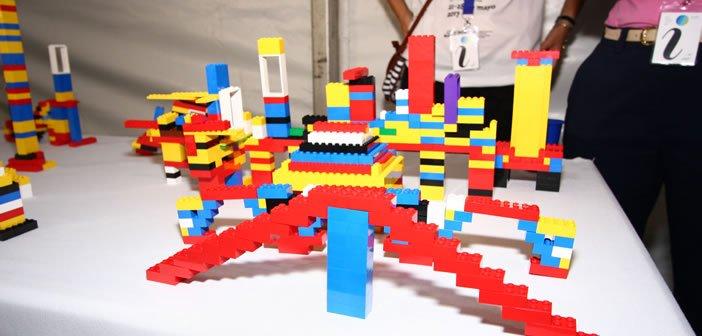 Taller Piezas Lego
