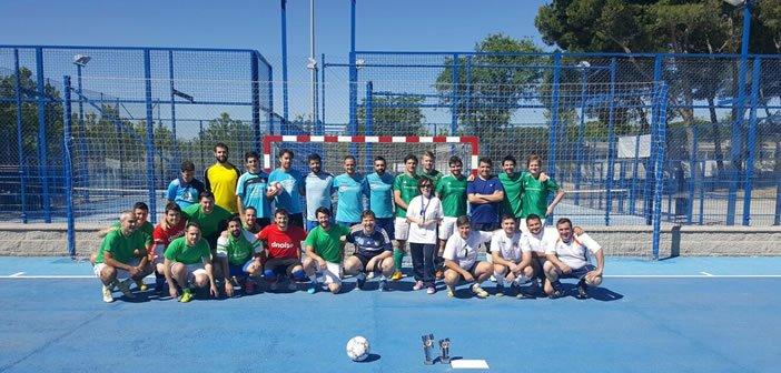 Torneo de Fútbol Sala