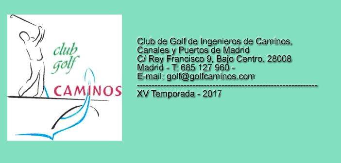 Campeonato de Golf entre Madrid y Castilla La Mancha