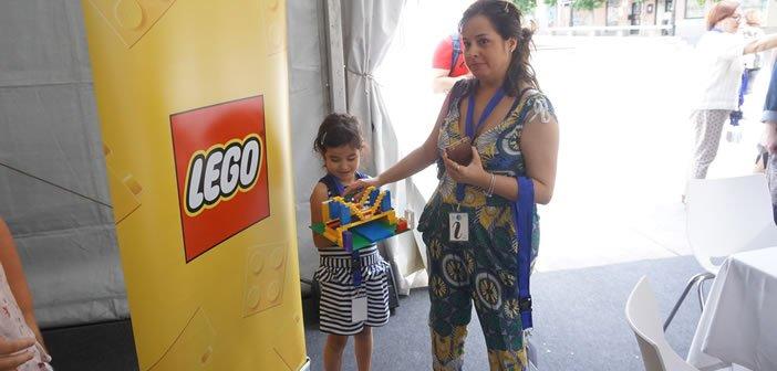 Taller Piezas de Lego
