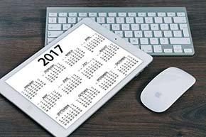 Calendario de Cursos 2017/2018