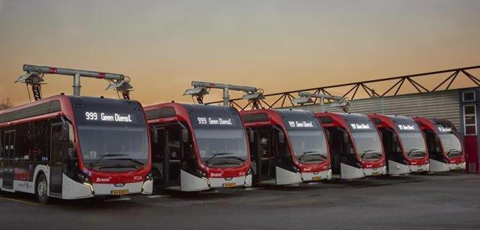 Conferencia Mundial de buses – Bélgica, octubre 2017