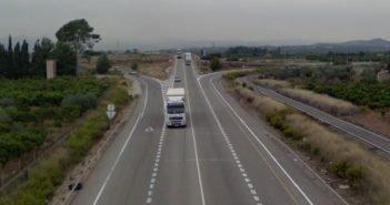 Las carreteras controlan su huella de carbono