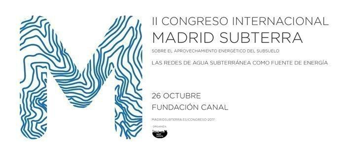 II Congreso de Madrid Subterra