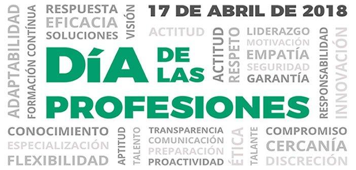 Día de las Profesiones – 17 de abril