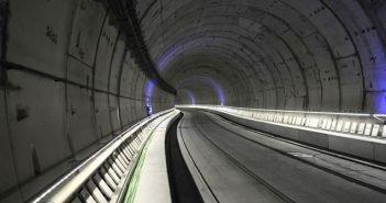 El Ministerio de Transportes adjudica las obras de mejora del túnel de Somosierra en la A-1 por 1,73 millones
