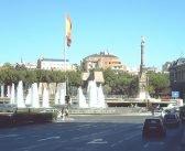 La Plaza de Colón se prepara para un nuevo icono
