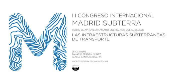 III Congreso Internacional Madrid Subterra