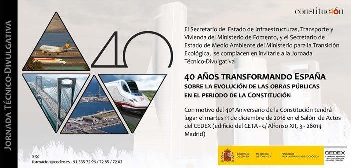 40 años transformando España