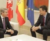 Sánchez y Garrido negocian alternativas en las entradas a la capital por la A-1 y la A-2