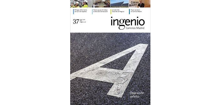 Revista nº 37 – Ingenio Caminos Madrid