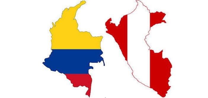 Infraestructuras en Colombia y Perú