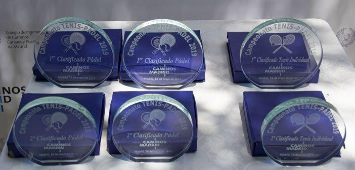 Campeonatos de Santo Domingo de la Calzada – Tenis Pádel 2019