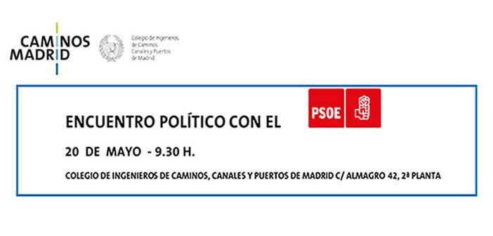 Encuentro Político con el PSOE