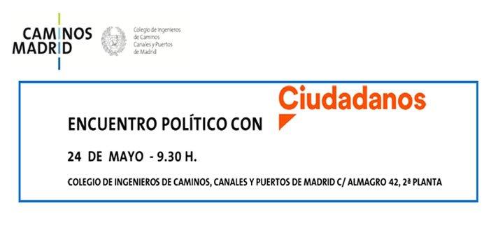 Encuentro Político con CIUDADANOS