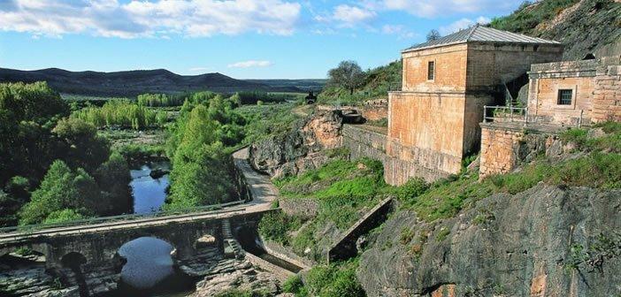 Sierra Norte de Madrid. El Frente del Agua