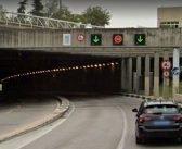 Cortes de tráfico por obras en el túnel de la avenida del Planetario
