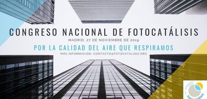 Congreso Nacional Fotocatálisis – 27 de noviembre
