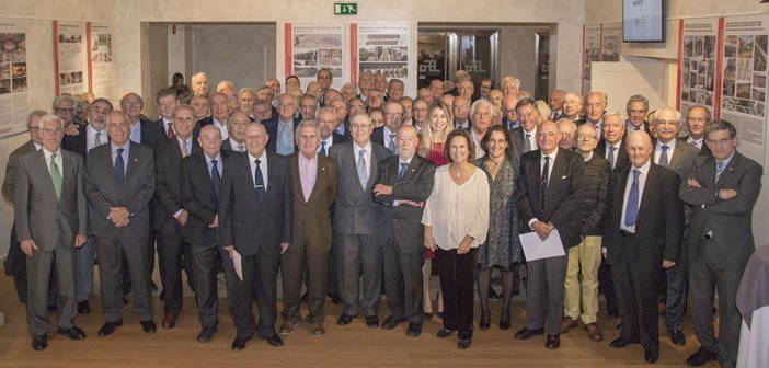Entrega de Insignias 50 Aniversario de la Promoción 1969 – 12 de noviembre de 2019