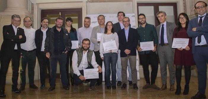 Entrega de Diplomas del Máster BIM – 2018 – 2019