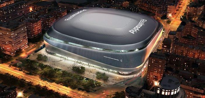 Remodelación Estadio Santiago Bernabéu