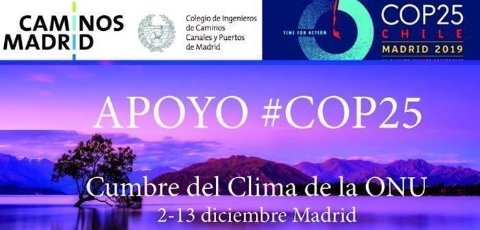 Cumbre del Clima de la ONU. Acciones - Caminos Madrid
