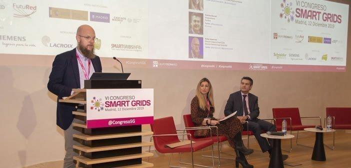 VI Congreso de Smart Grids – 12 de diciembre de 2019