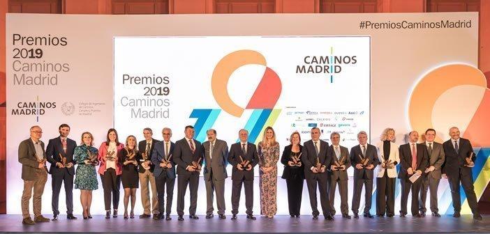 Gala Entrega de Premios Caminos Madrid