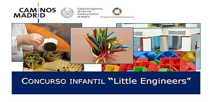 "CONCURSO INFANTIL ""Little Engineers"""