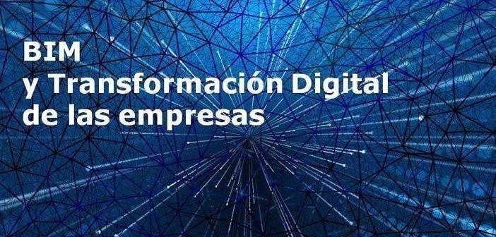 """Ciclo Conecta con 6 """"BIM Y Transformación Digital de las empresas"""""""