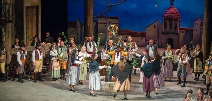 El Otoño de la Ópera Italiana