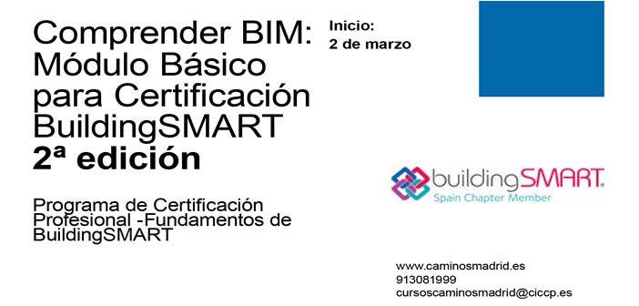 Comprender BIM: Módulo Básico para Certificación BuildingSMART 2ª edición
