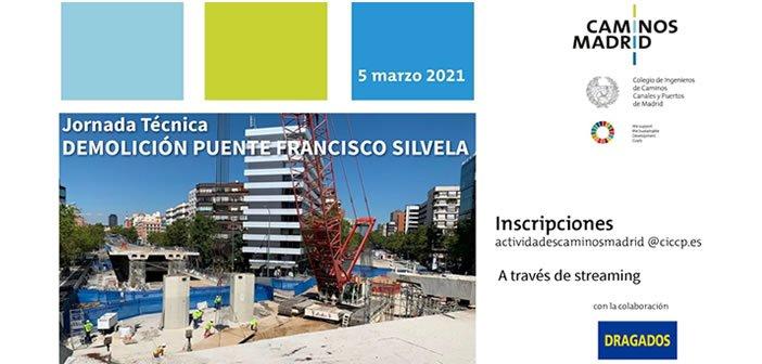 Jornada Técnica Demolición Puente Francisco Silvela
