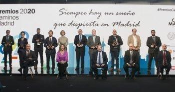 Premios Caminos Madrid 2020