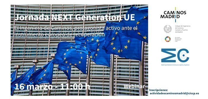 "Jornada ""Next Generation UE"""