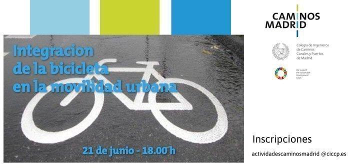 Integración de la bicicleta en la movilidad urbana